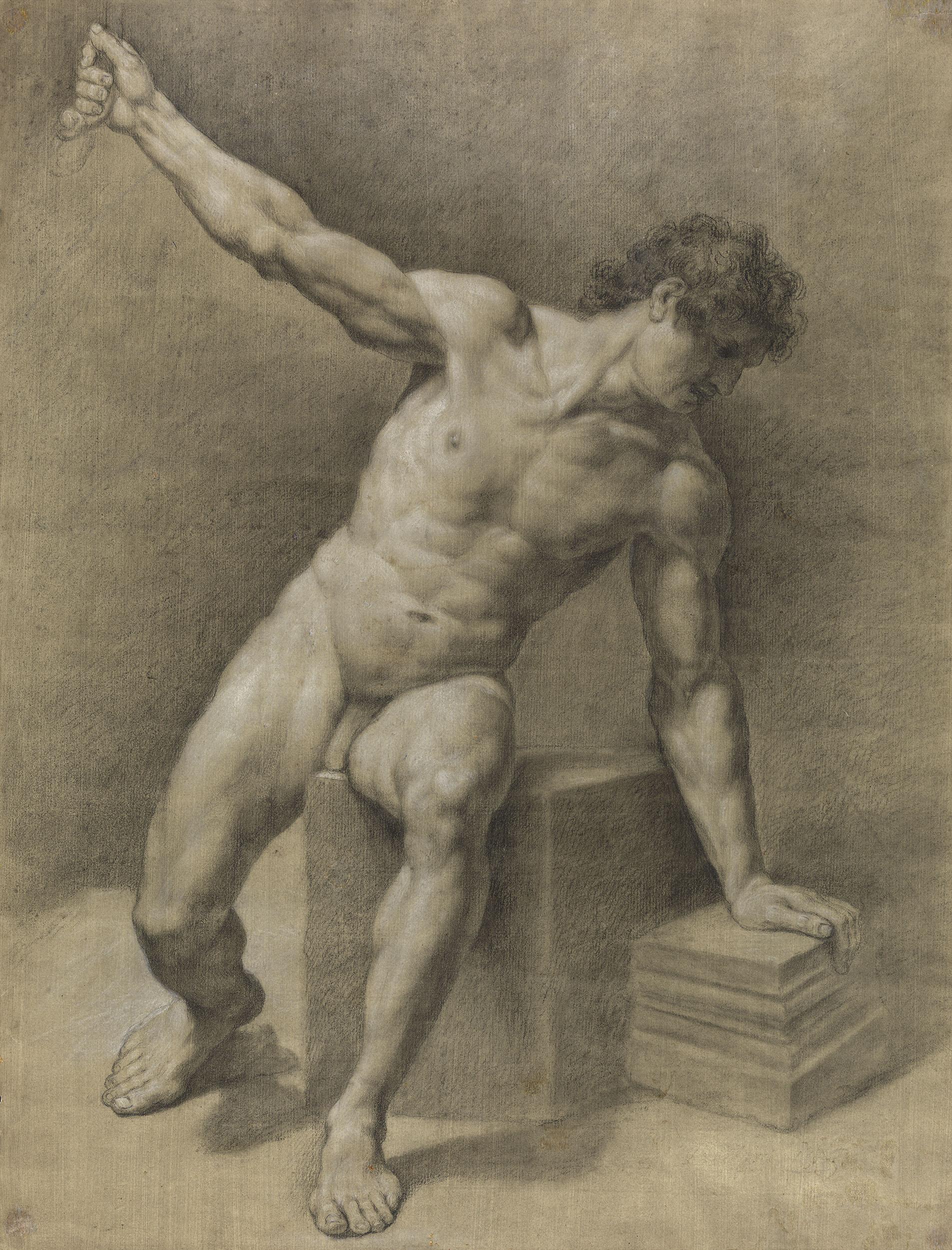Academic Nude 51